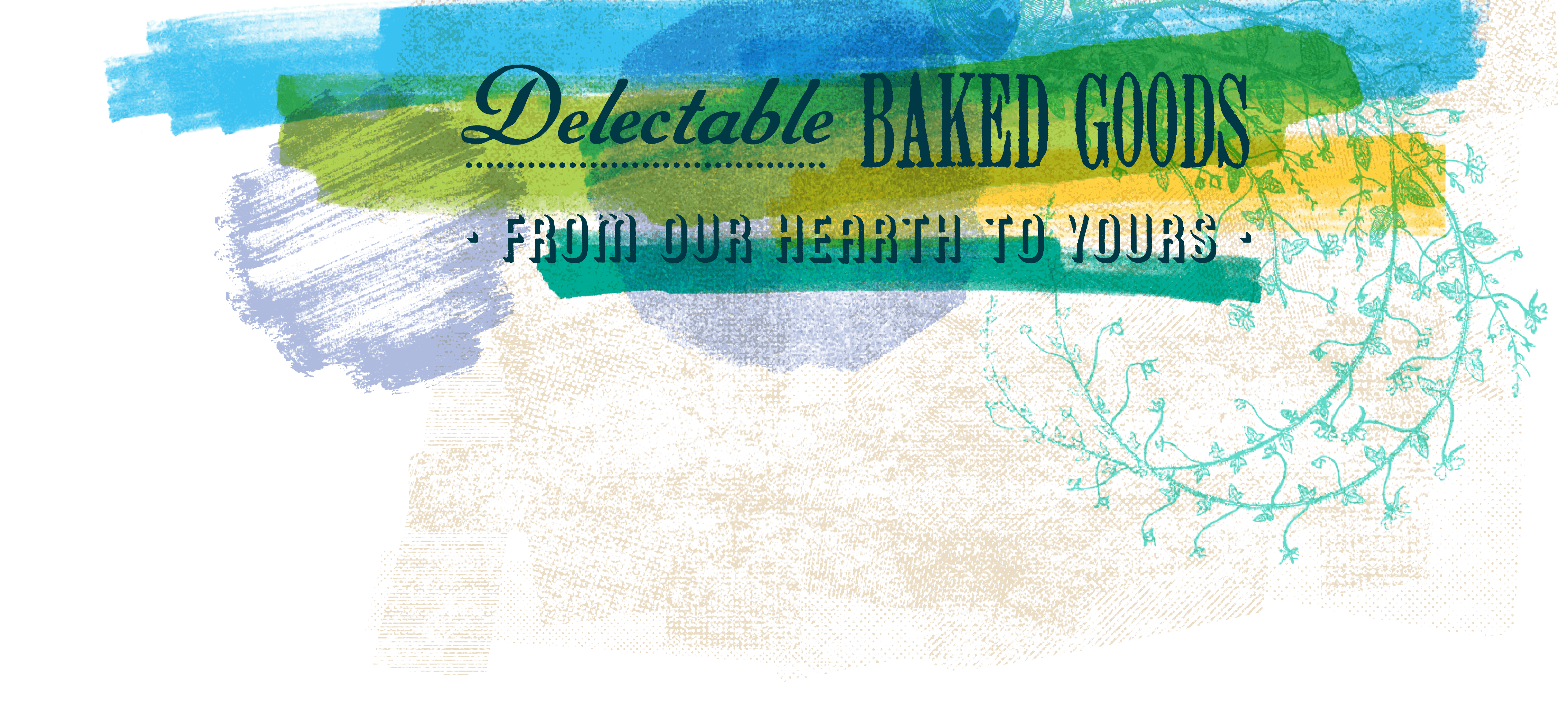 Delectable Baked Goods