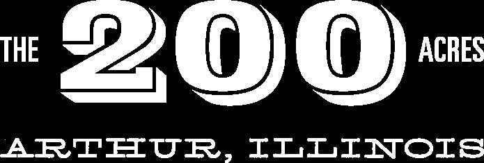 200 acres logo